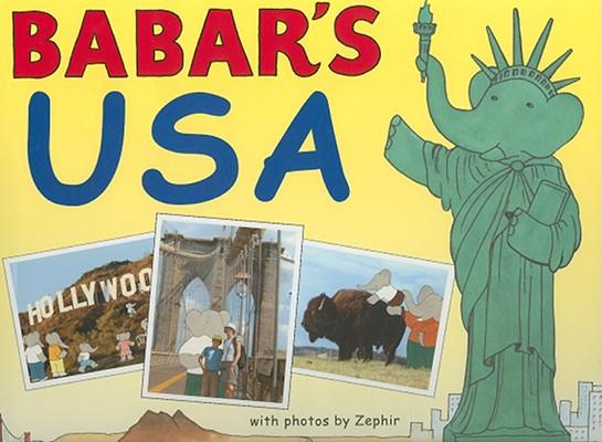 Babar's USA By Brunhoff, Laurent de